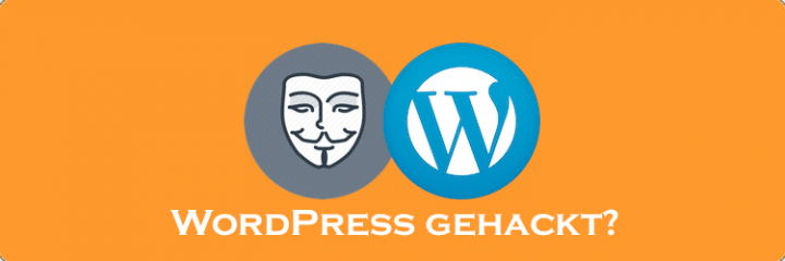 wordpress website gehackt