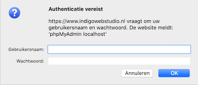 Verhuizen WordPress - screenshot 4