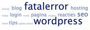 Fatal Error WordPress