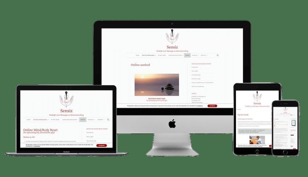 e-learning wordpress sensiz