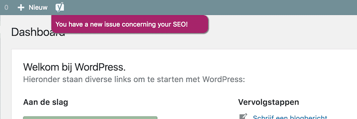 Hide Yoast SEO notifications