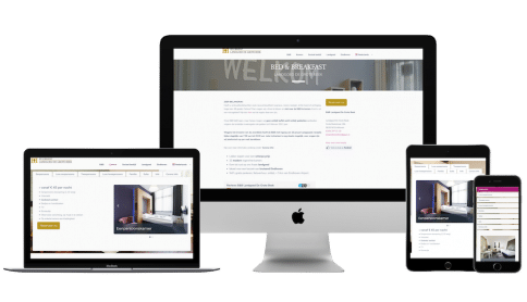 B&B Eindhoven WordPress boekingsmodule