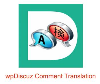 wordpress reacties vertalen