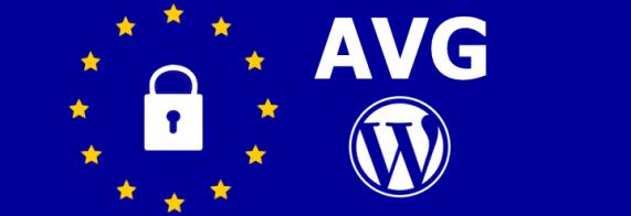 wordpress avg privacy