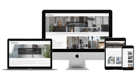 woocommerce webshop betonloods