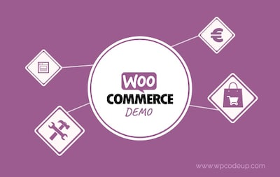 woocommerce wordpress demo