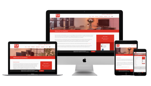 fa consultancy custom wordpress thema